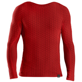GripGrab Freedom Seamless Thermal LS Base Layer red